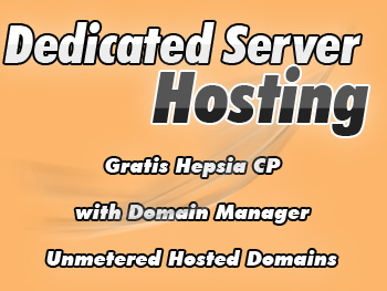 Affordable dedicated server services
