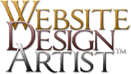 Website Design Artist TM Logo